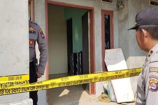 Pembantaian Satu Keluarga di Serang, Ternyata Ini Motifnya