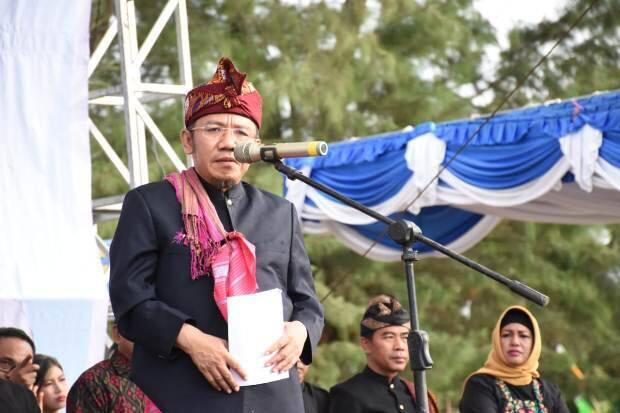 Bupati Lombok Utara Buka Pekan Apresiasi Budaya 2019