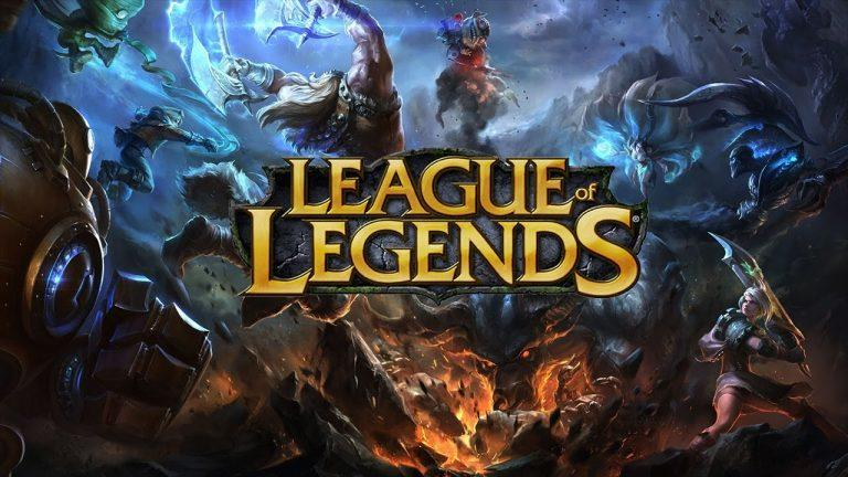 Gameplay League Of Legends Bocor