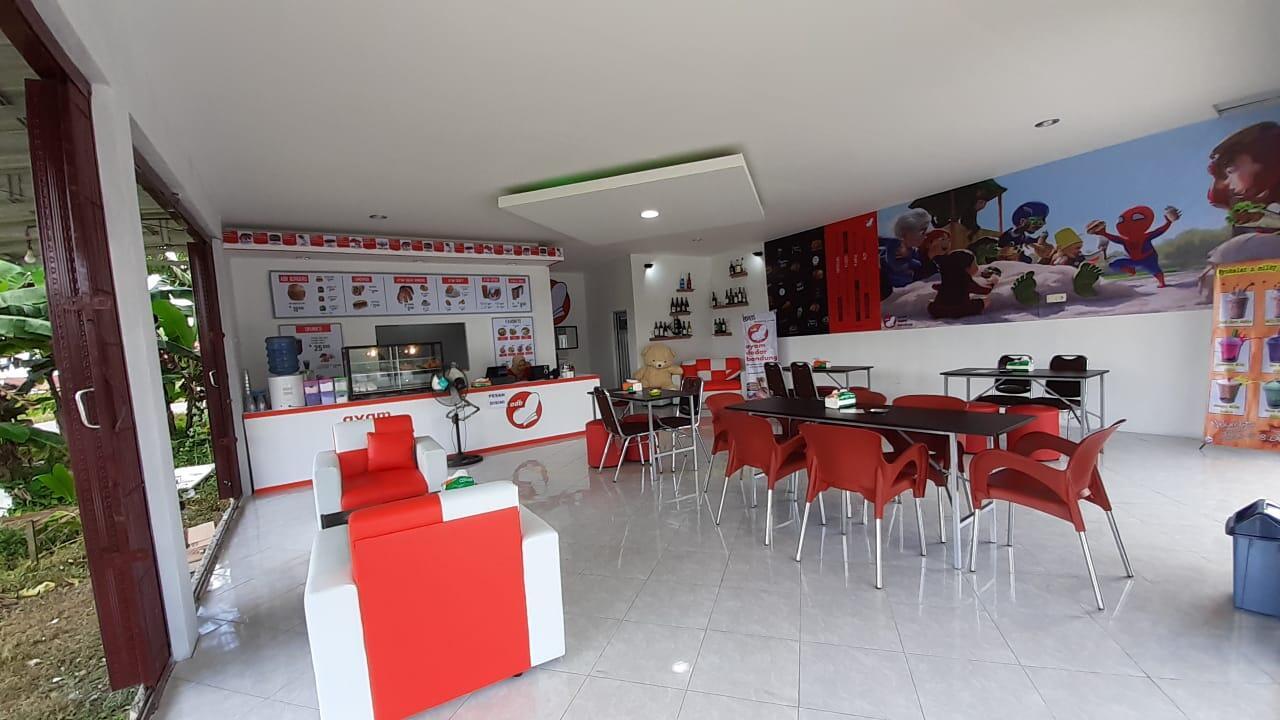 Peluang usaha Ayam Dadar Bandung ,Franchise kuliner yang menguntungkan