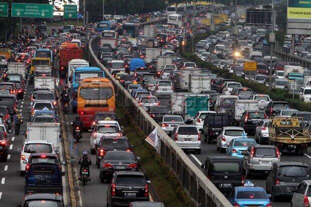 Jalan Berbayar, Anies Baswedan : Peralihan Konsep ERP Ke Congestion Tax