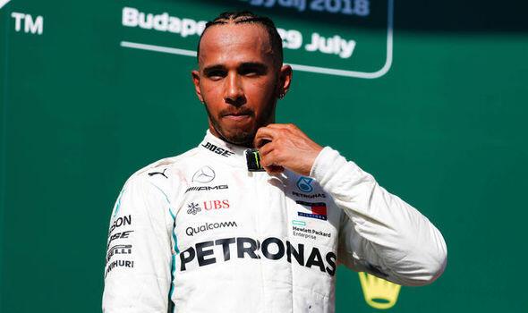 Hamilton Kalahkan Verstappen di F1 GP Hungaria 2019
