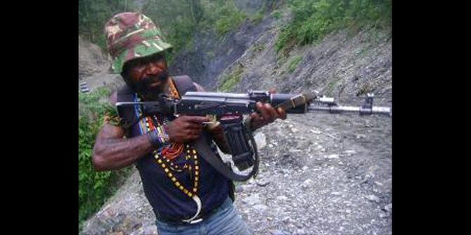 Daftar Kekejaman Goliat Tabuni, Bos KKB Papua Dalang Pembunuh Briptu Heidar