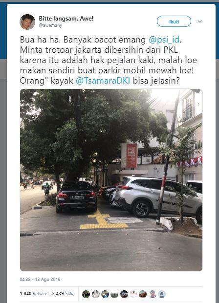 PSI Kena Sindir Tweet Sendiri, Mustofa Nahra Minta Warganet Tabayyun