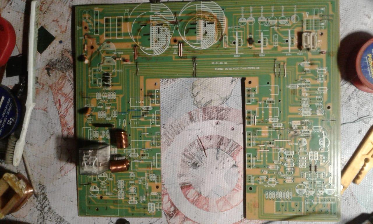 Pemasangan transistor