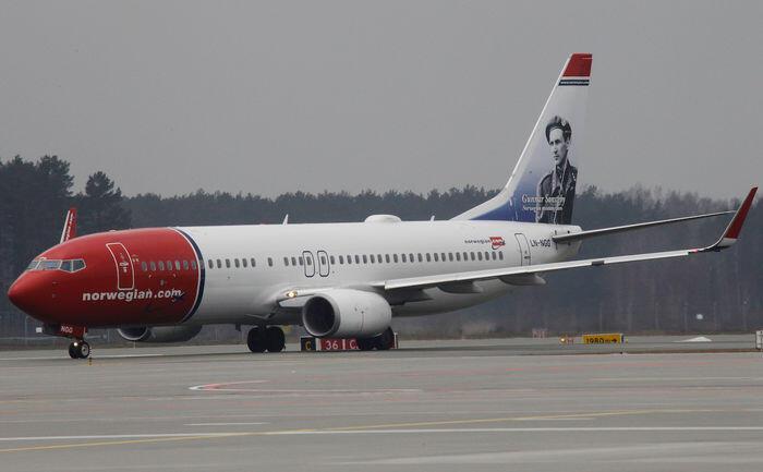 Mesin Boeing 787 Norwegian Air rontok di Italia