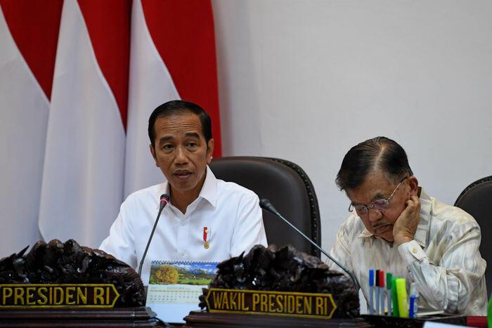 Jokowi tak setuju presiden dipilih MPR