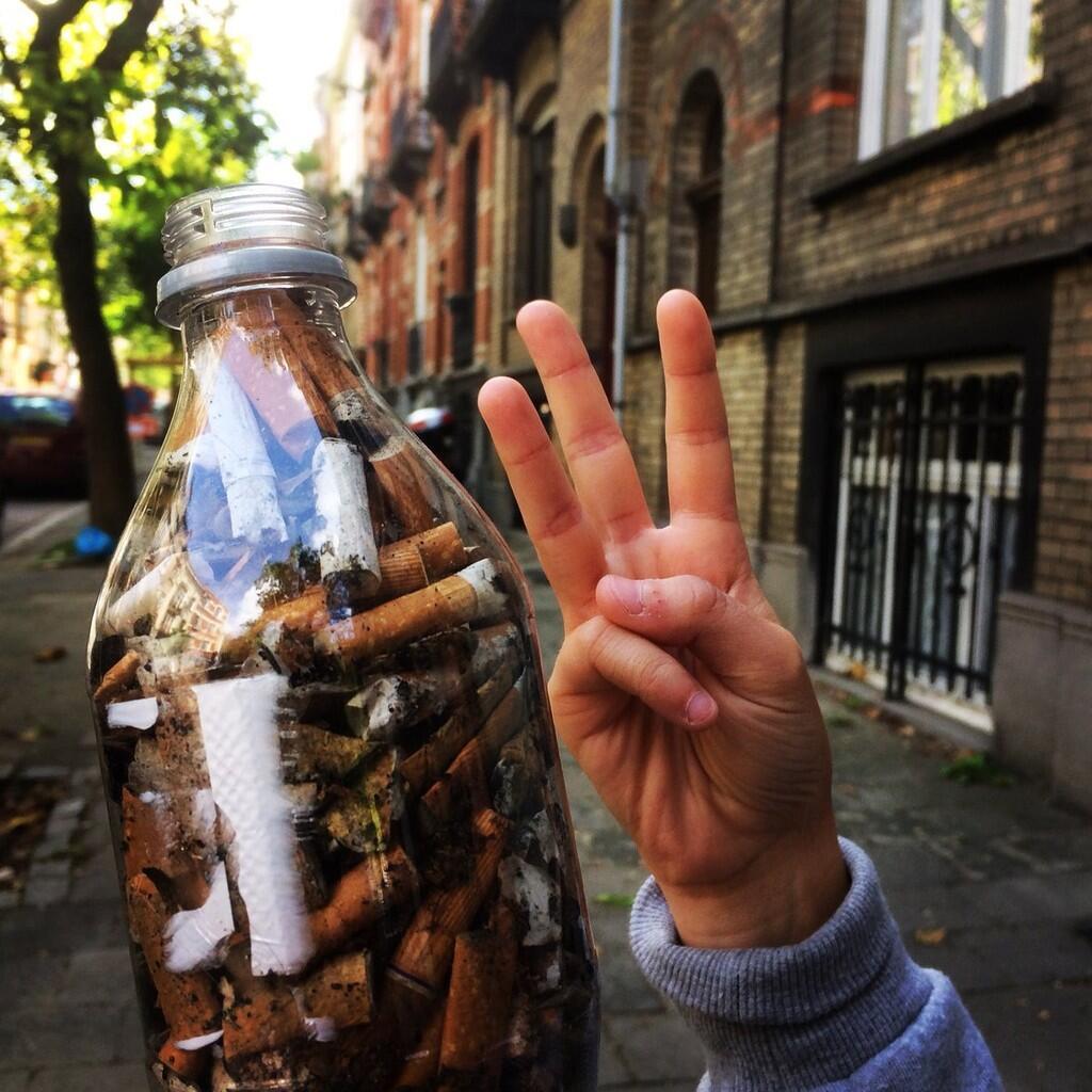 Fill-The-Bottle Challenge, Challenge Terbaru untuk Melestarikan Bumi