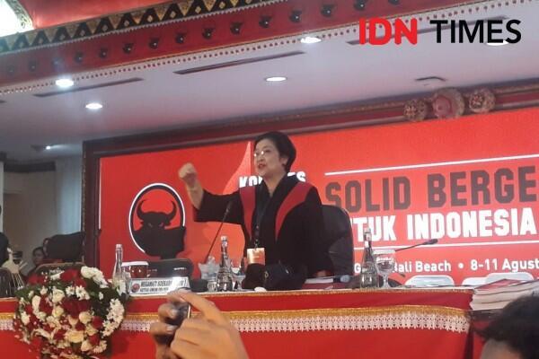 Gerindra Akan Undang Megawati Hadiri Rakernas September 2019