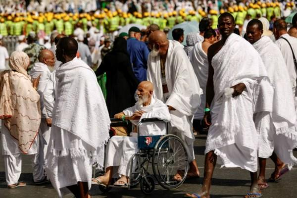 343 Jemaah Haji Jatuh Sakit, Mayoritas Kena Heat Stroke