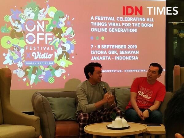 Hadirkan Banyak Kreator, 10 Alasan Wajib Datang ke ON OFF Festival