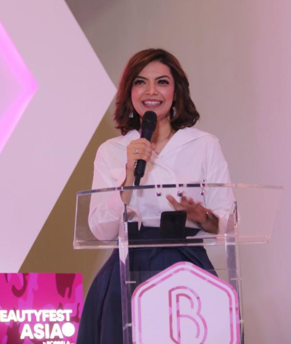 Perjalanan Karier Najwa Shihab, dari Calon Pengacara hingga Duta Baca