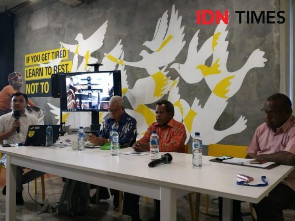 Tolak Bantuan Sembako Pemerintah, Ini Keinginan Masyarakat Nduga Papua