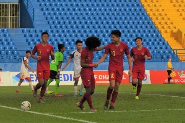 Timnas U-18 Lolos Sebagai Juara Grup, Siapa Lawannya di Semifinal?