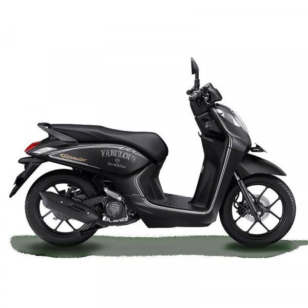Resmi Diluncurkan di Medan, 10 Perbedaan Skutik Honda Genio & Scoopy