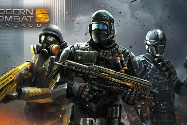 5 Game Bergenre Action untuk Android yang Serunya Bikin Ketagihan