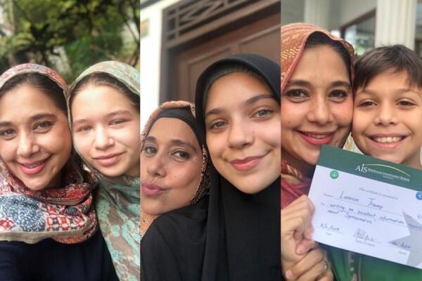 Arti Nama 6 Anak Ayu Azhari, Diambil dari Berbagai Bahasa