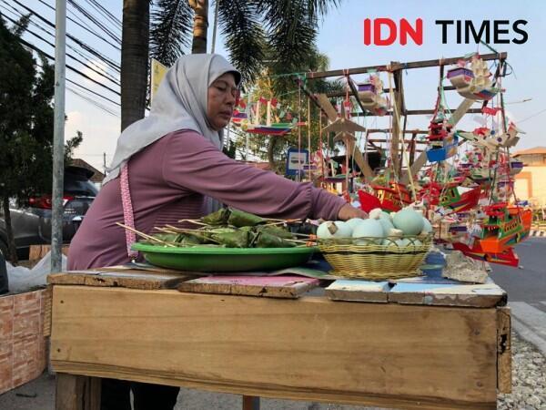 Telok Abang dan Ukan, Jajanan Khas HUT Kemerdekaan diBumi Sriwijaya