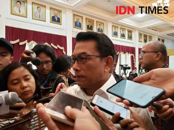 Jokowi Umumkan Lokasi Ibu Kota Baru 16 Agustus 2019