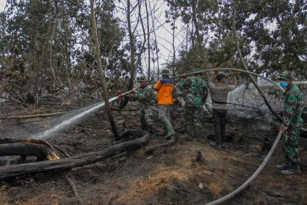 Cegah Karhutla Meluas, BNPB Siagakan 36 Helikopter