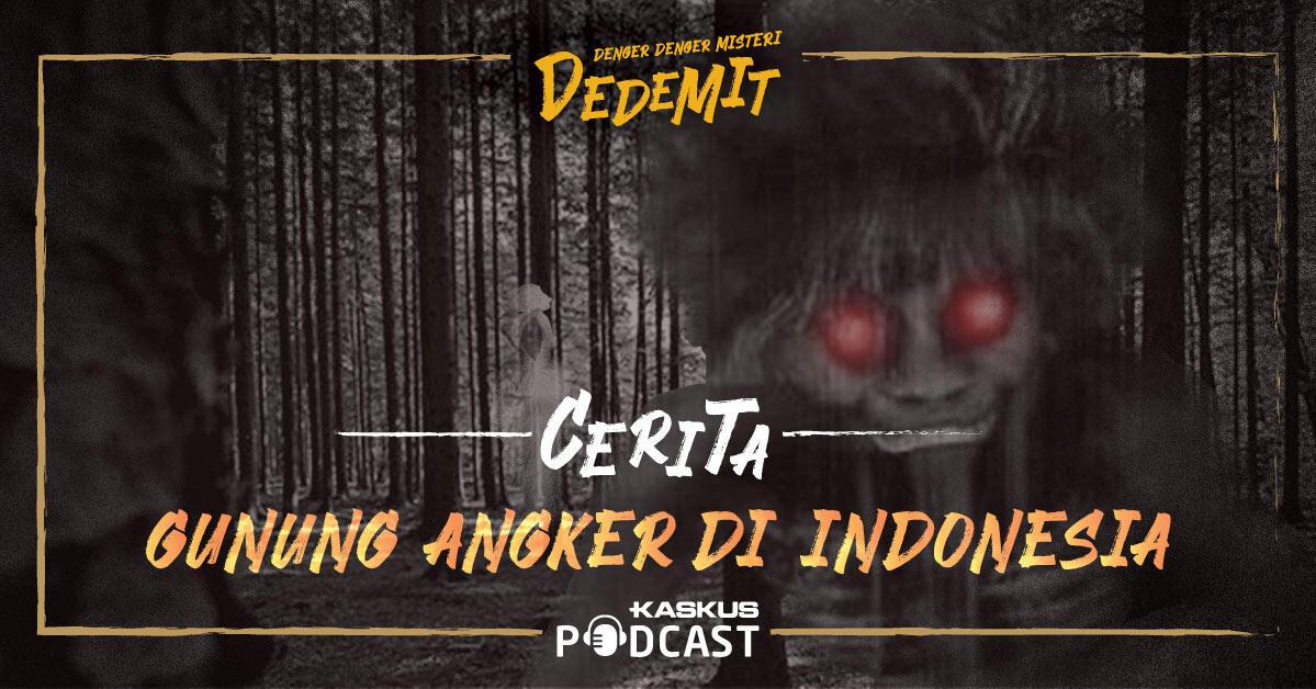 Cerita Gunung Angker di Indonesia Bersama Mbah Mijan