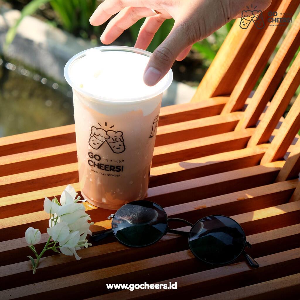 Menyicipi Minuman Cheese Tea, Peluang Usaha Kece di Era Millennial