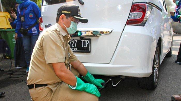 Mobil Tak Lulus Uji Emisi di Jakarta Bakal Bayar Parkir Lebih Mahal
