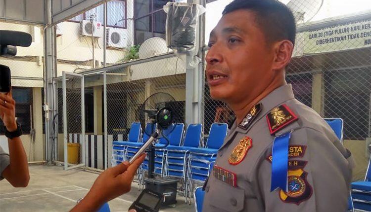 Kapolresta Banda Aceh Bantah Pemukulan Atas Azhari Cage