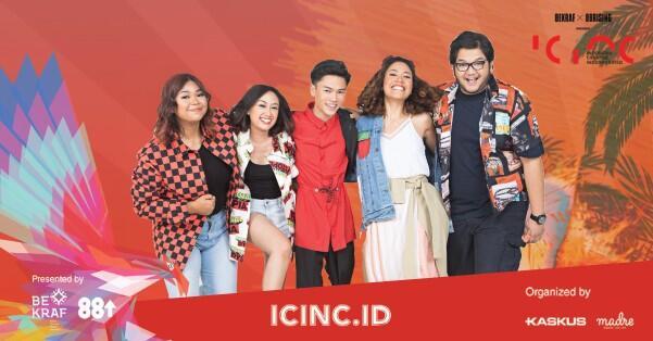 Deretan Kegiatan Finalis ICINC di Los Angeles, Nomor 4 Paling Ditunggu!