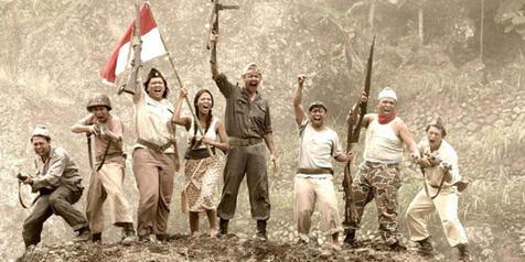 Binge Watching Film yang 'Indonesia Ngetz' (Dari yang Serius, Ikonik, Sampai Kocak)