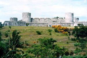 5 Benteng Angker Peninggalan Kompeni