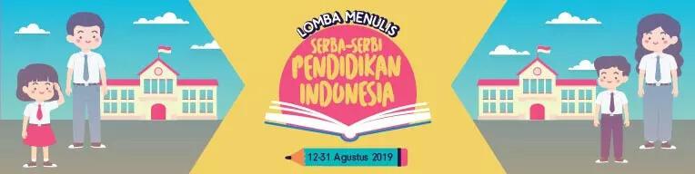 Harapanku Untuk Pendidikan di Indonesia