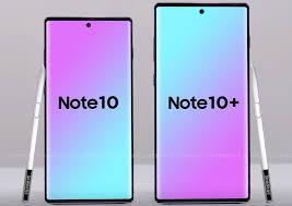 Wow, Gaharnya Samsung Galaxi Note 10 Series