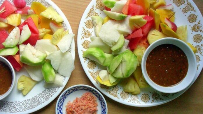 Makanan yang menggugah selera menurut Agan?