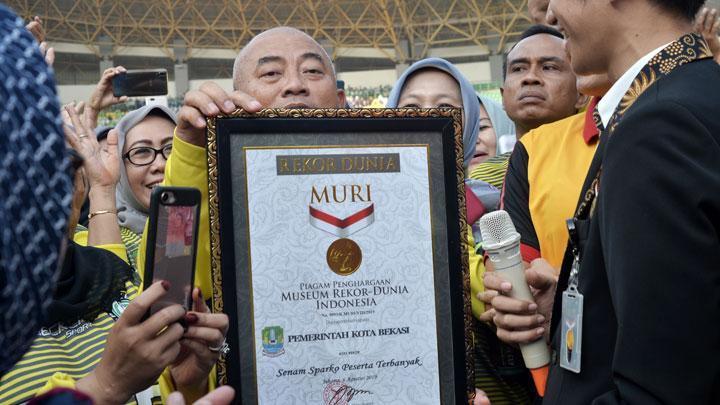 Wali Kota Bekasi Ungkap Gagasan Menjadi Jakarta Tenggara