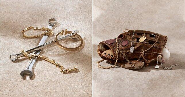 Laki Masa Kini Juga Pakai Perhiasan, Hmmm, Masa Sih?