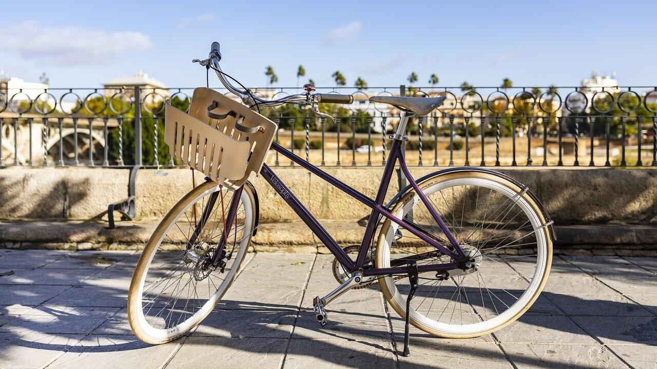 Ini Dia Gan, Sepeda Ramah Lingkungan Buat Pecinta Kopi