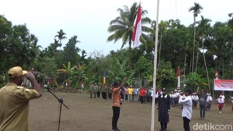 Cerita Warga Desa di Papua yang Baru Pertama Kali Rasakan 17-an