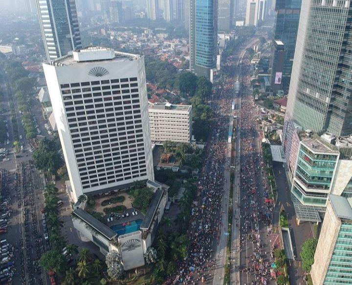 5 Alasan Kenapa Ibukota Indonesia Perlu Pindah Dari Jakarta Ke Luar Jawa