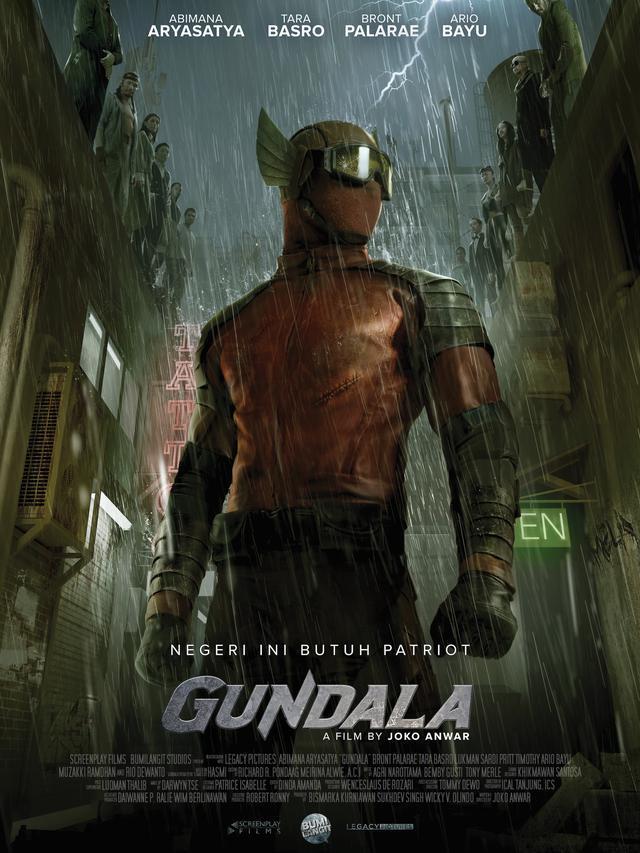Mengenal Gundala, Patriot Pertama Dari Jagat Sinema Bumilangit