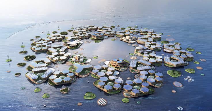 Pulau Mengambang, Solusi Untuk Perpindahan Jakarta? — Ini Kata PBB