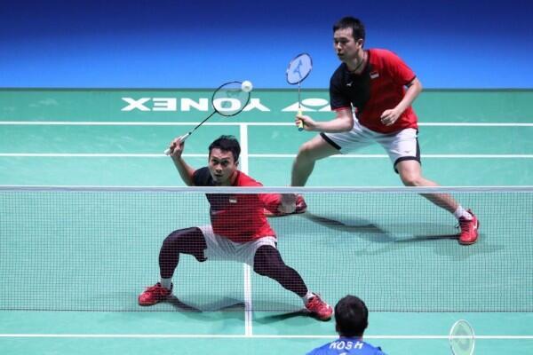 Hari Ketiga Kejuaraan Dunia Bulutangkis, 5 Wakil Indonesia Lolos