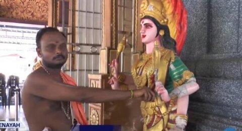 WNI Asal Aceh Hancurkan 15 Patung Kuil Hindu di Malaysia, Dianggap Berhala