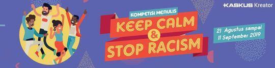 Ulat Bulu Itu Bernama Rasisme!