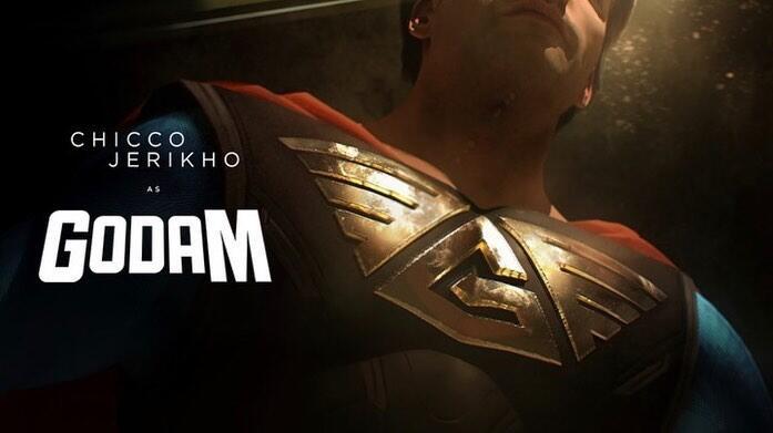 Mengenal Godam : Superhuman Dari Jagat Sinema Bumilangit