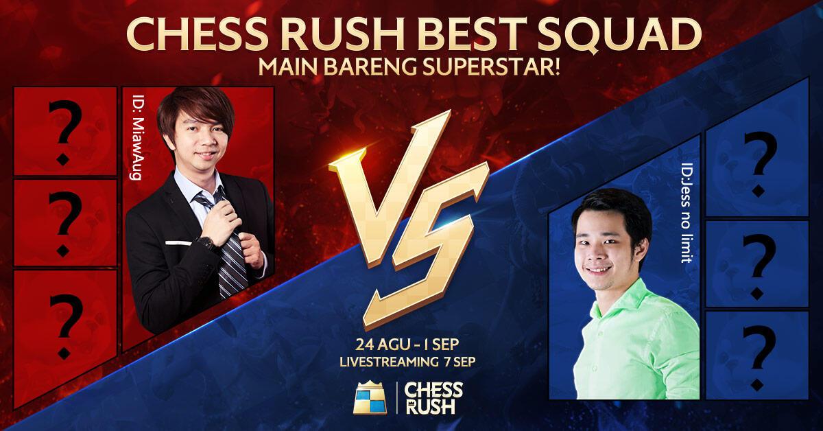 Ayo Gabung Team Terbaik Bareng Jess No Limit atau Miawaug, Agan Dukung yang mana?