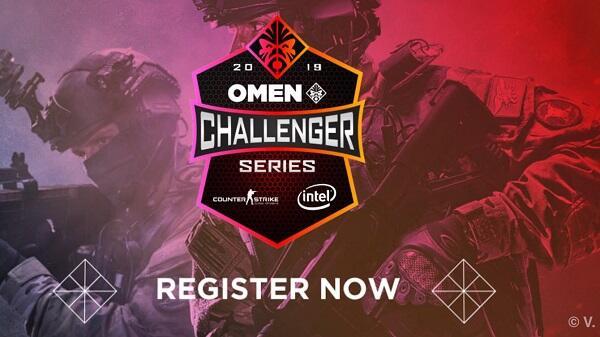 Doyan Main CS:GO ? Ikutan Omen Challenger Series 2019 Ini Deh Gan!
