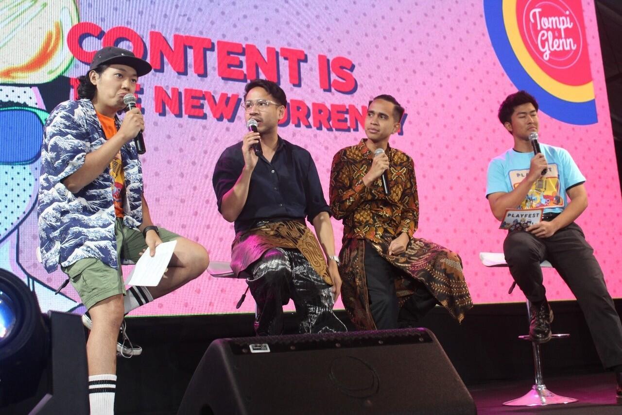 Apa Aja Sih Keseruan yang GanSis Lewatin di Playfest 2019? Cekidot!