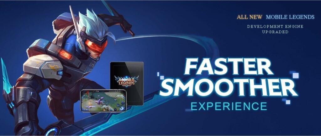 Mobile Legends Unity Engine 2.0 Resmi Dirilis