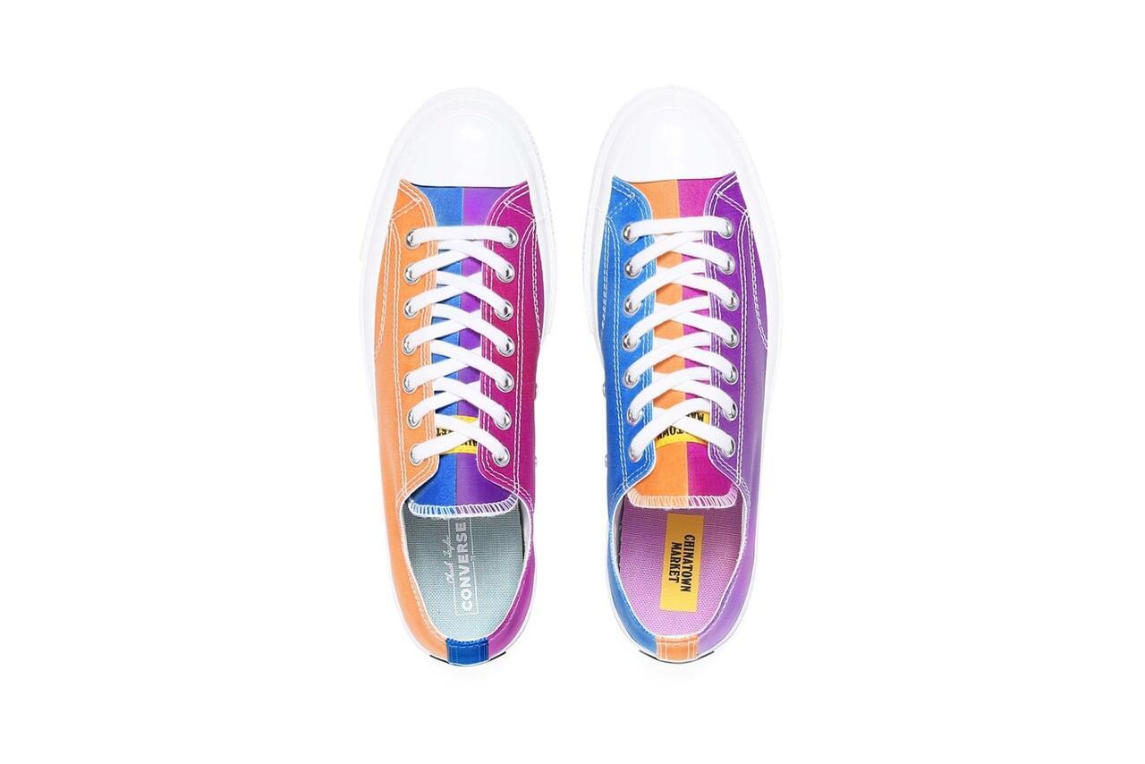 Sneakers Ini Bisa Berubah Warna Saat Terkena Sinar Matahari, Keren!